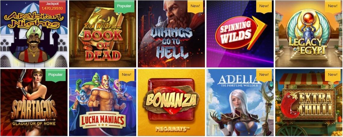 mejor casino online mexico